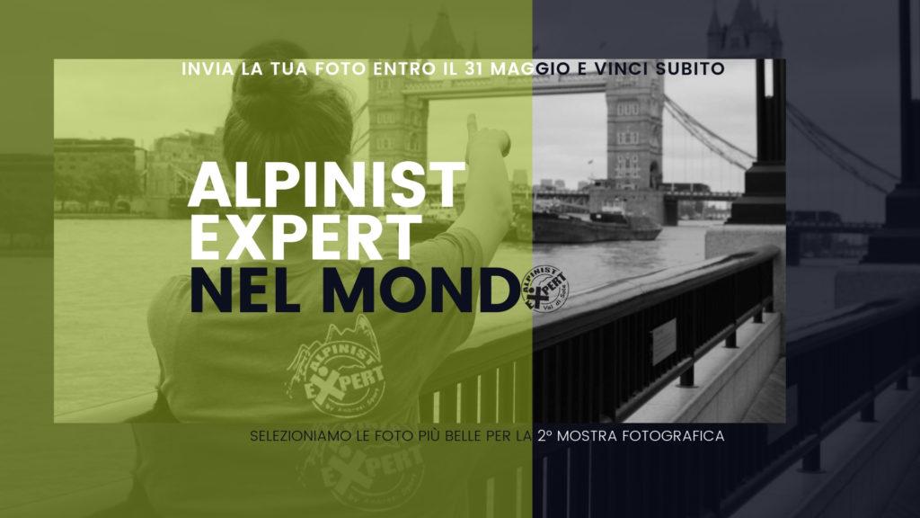 Alpinist Expert nel mondo fb eventi e slide sito